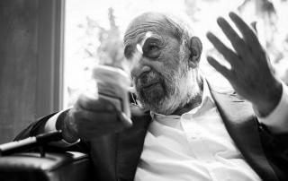 Alvaro Siza por Lupe de la Vallina