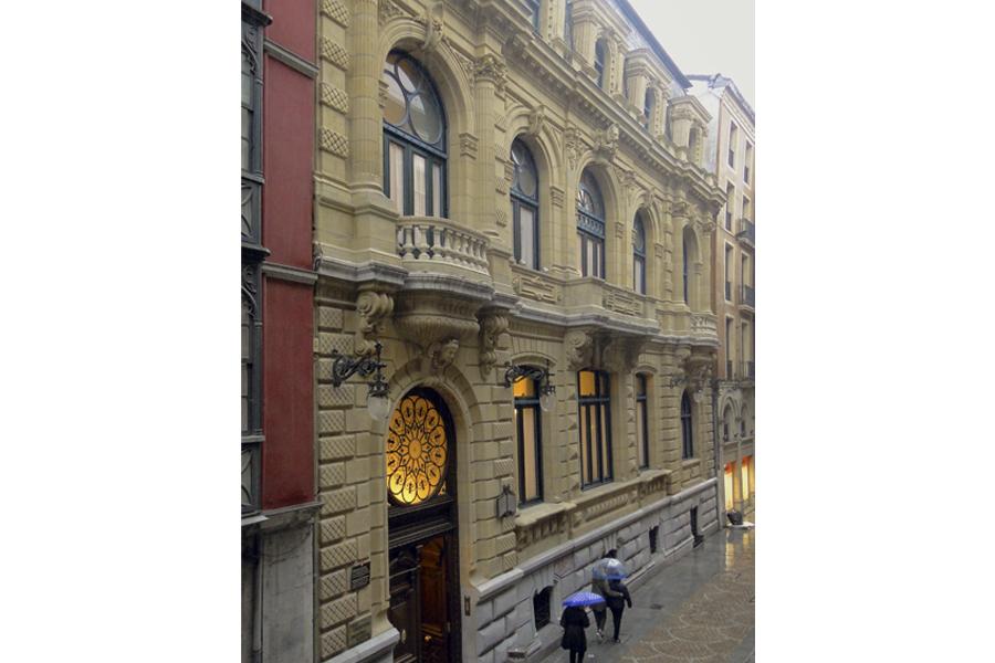 Biblioteca de Bodebarrieta - Severino Achucarro