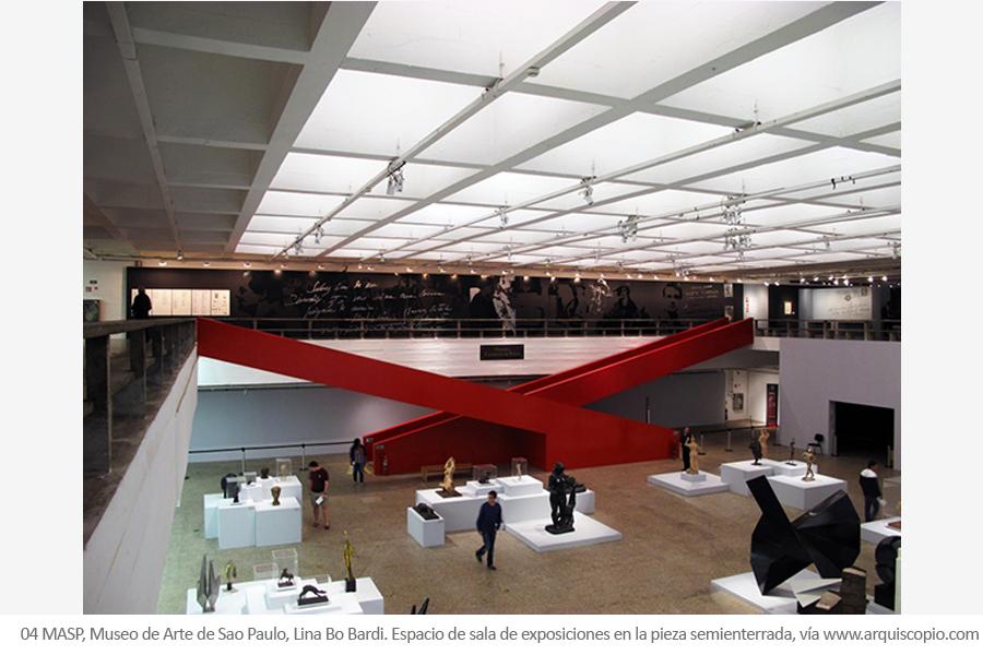 MASP - Museo de Arte de Sao Paulo - Lina Bo Bardi