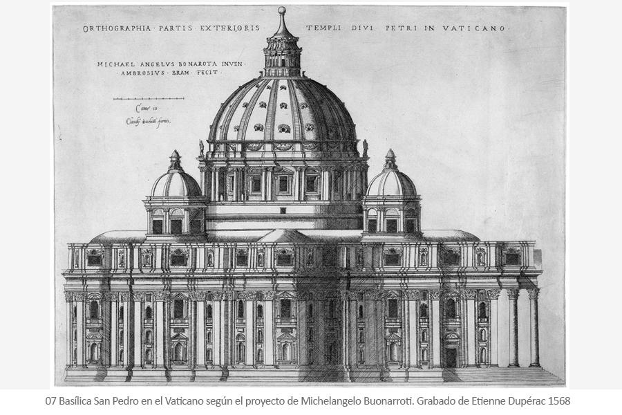 San PEdro - Michelangelo Buonarroti - Miguel Ángel