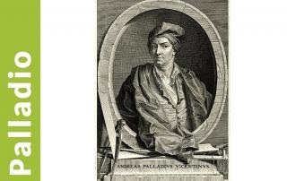 Retrato de Andrea Palladio