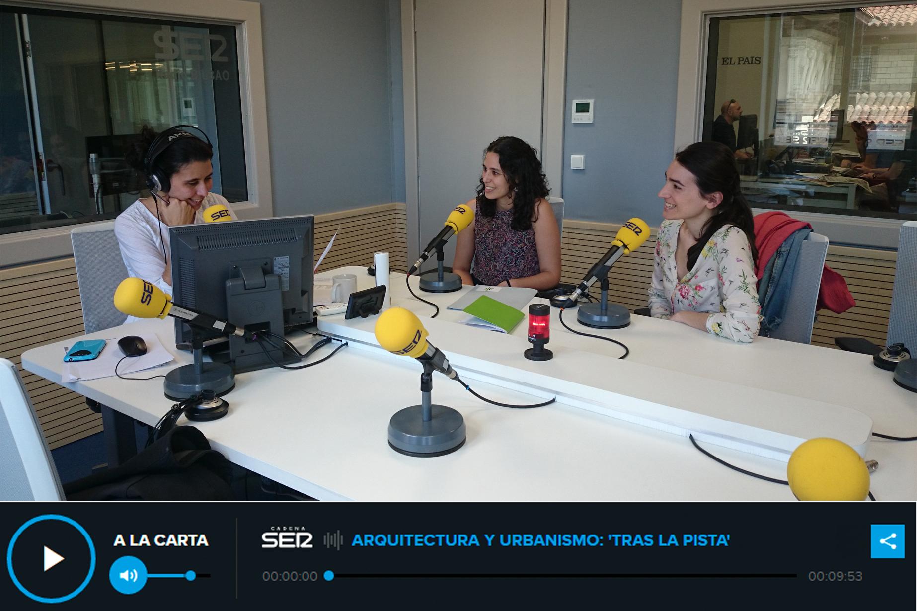 Arkikultura en Radio Bilbao Cadena Ser