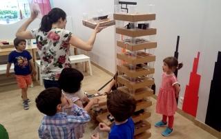 """Taller infantil """"Soñando rascacielos"""" en TXOKOlate con ArkiKultura"""
