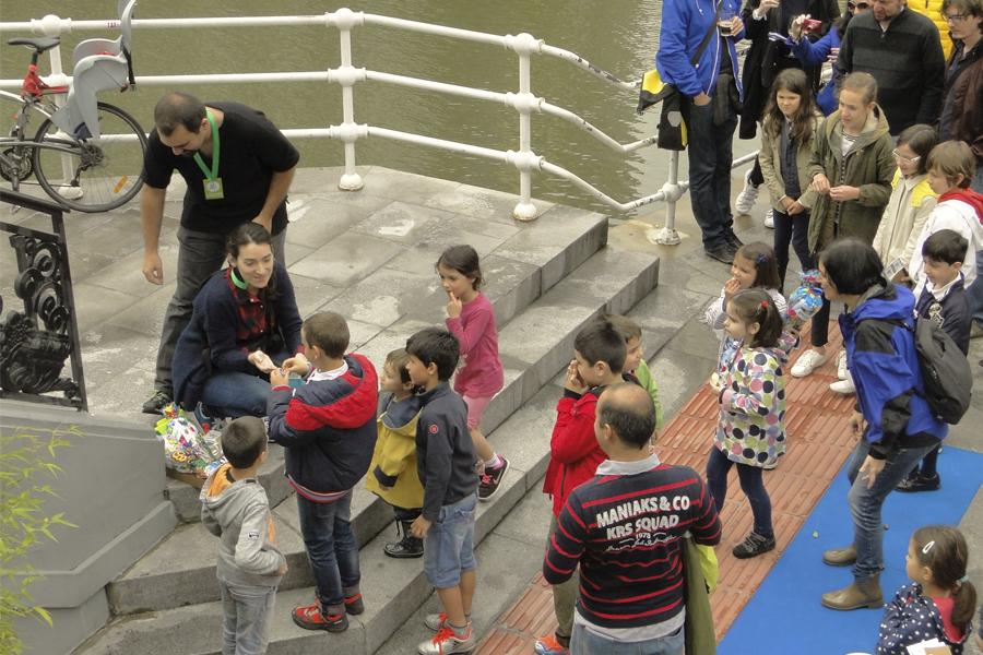 Juego de pistas por Bilbao