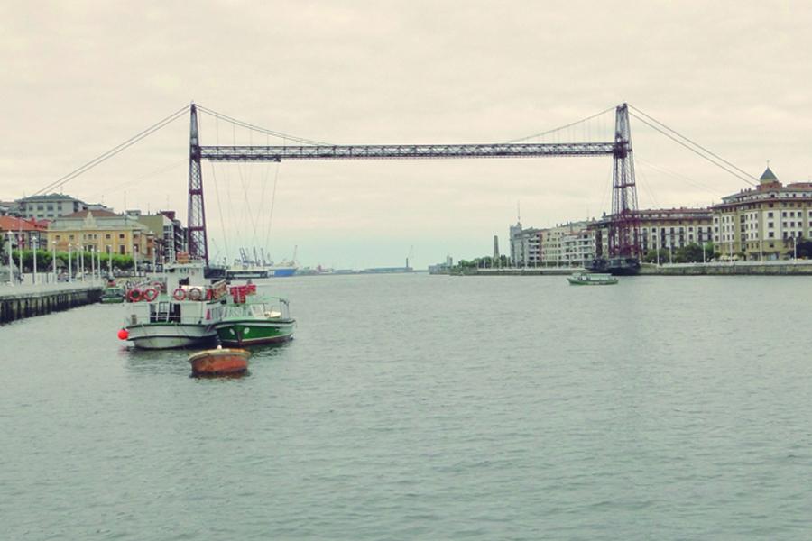 00 Portada. Puente de Bizkaia. Alberto de Palacio y Elissague. 1891 - 1893
