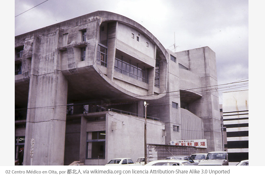 Centro Medico en Oita