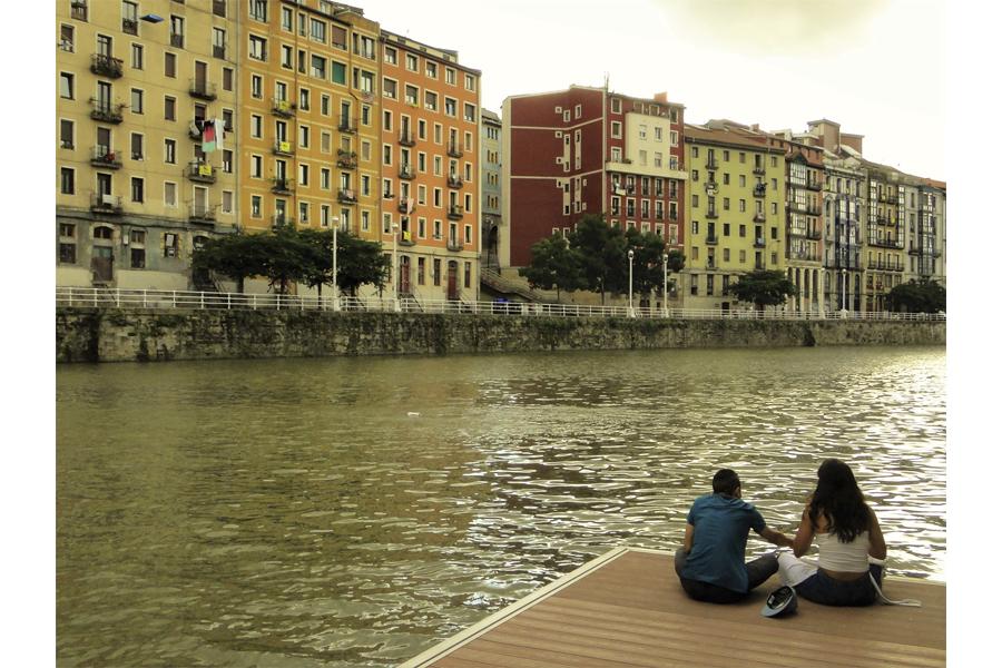Muelle de Bilbao la Vieja