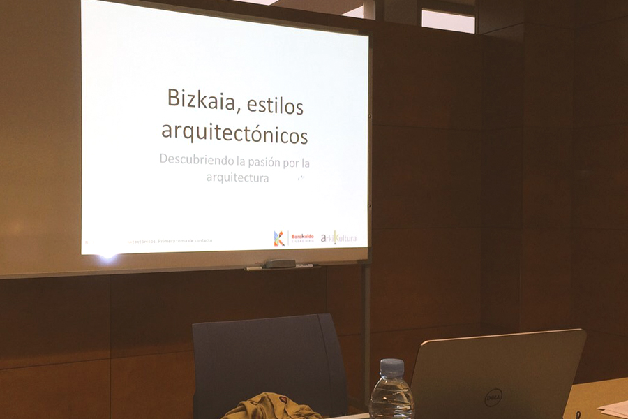 Bizkaia - estilos arquitectónicos