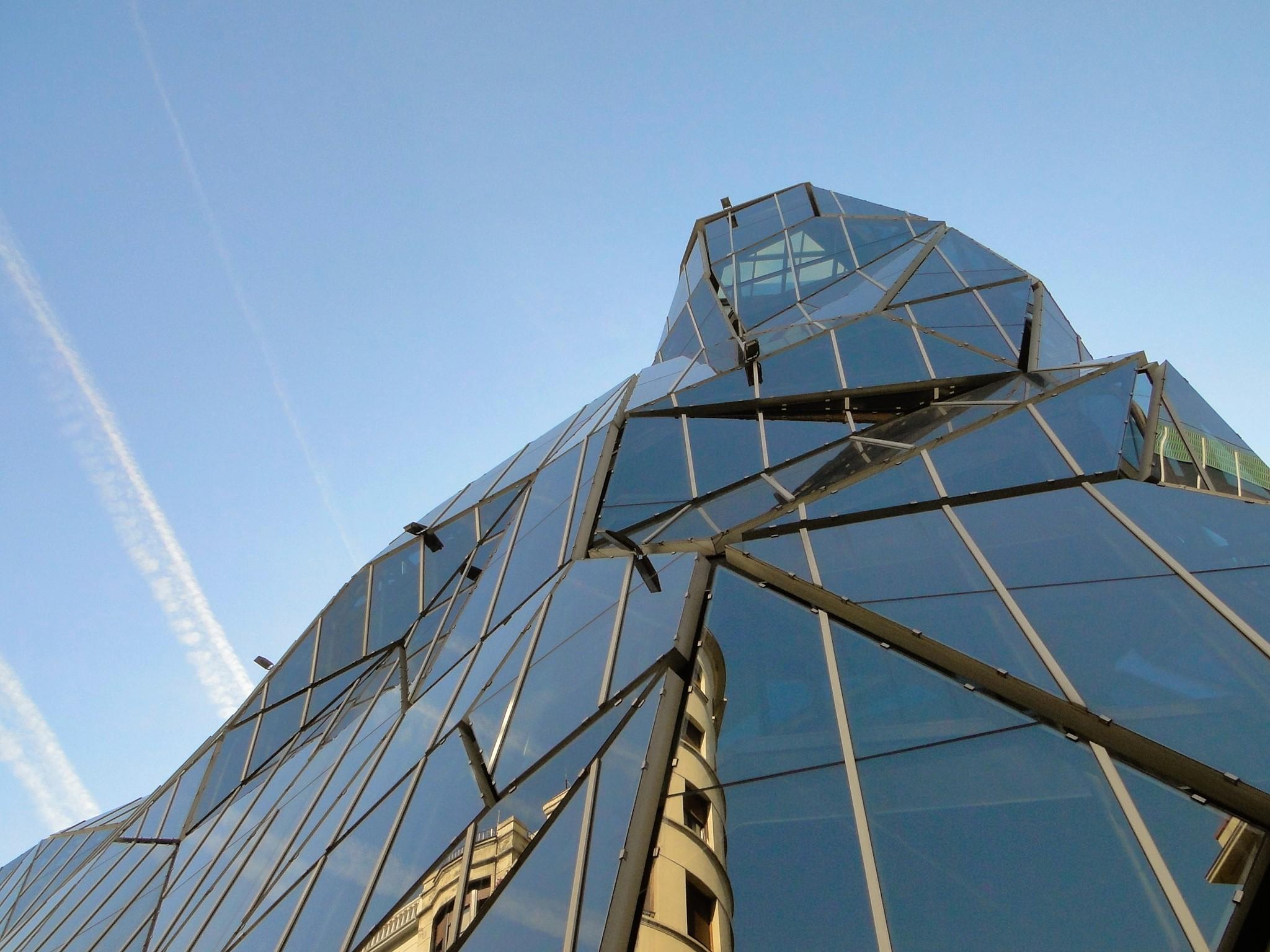 ArkiKultura. Sede de Sanidad del Gobierno Vasco en Bilbao