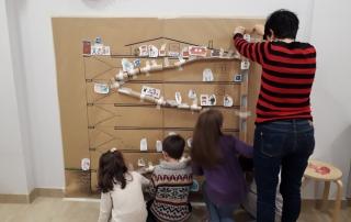 Historia de una escalera: conectando espacios
