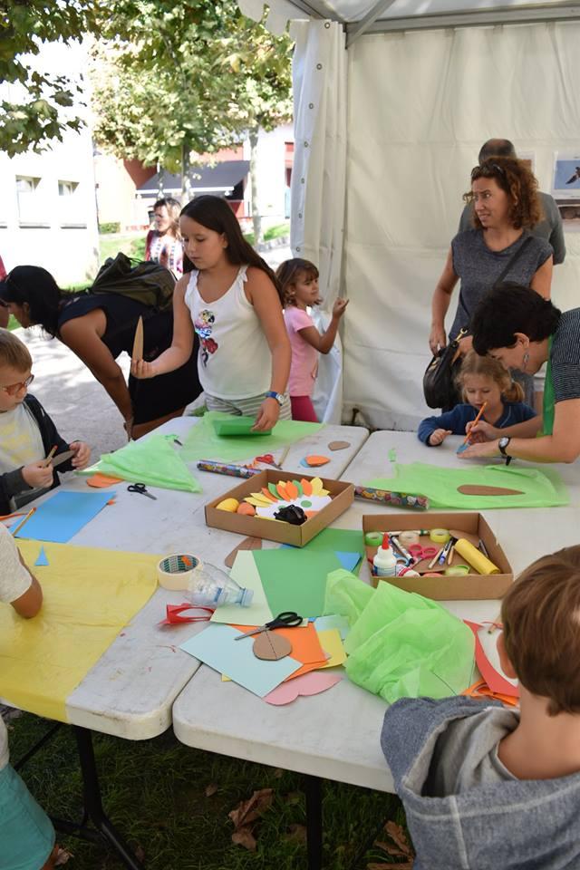 Taller infantil de arquitectura y paisaje