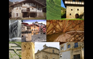 Bizkaia: estilos arquitectónicos. Arkikultura. COAVNBiz