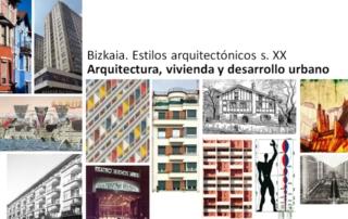 Arquitectura Bizkaia sXX